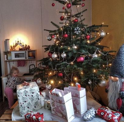 Weihnachtsfeier.....