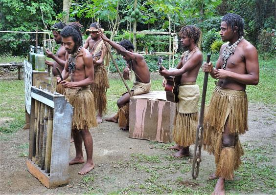 Die Dorf Band.