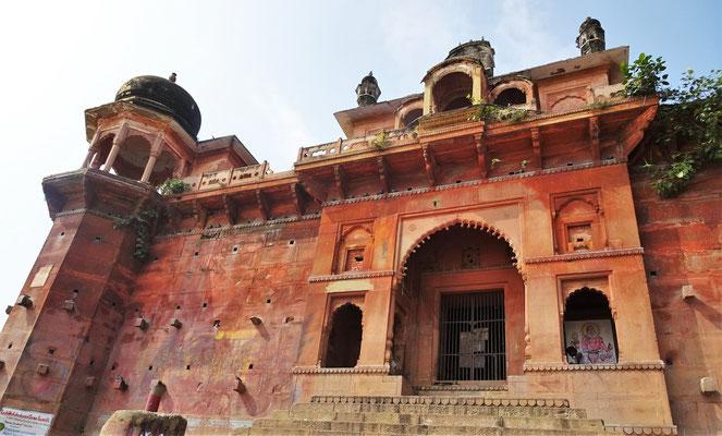 Ei ehemaliger Maharadschs Palast