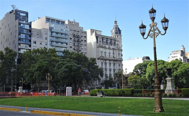 Unser Apartment im Rivadavia.....