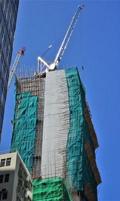 Ein neuer Tower entsteht.....