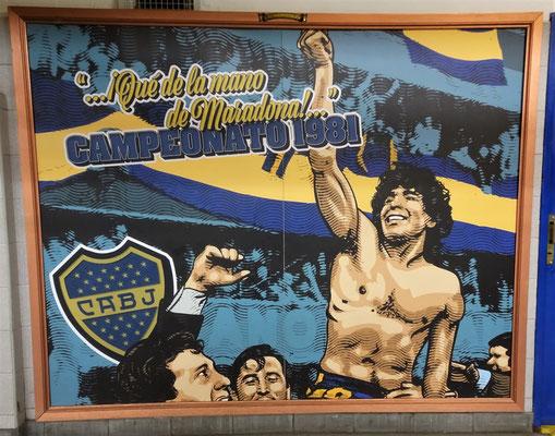 Maradona......die Hand Gottes.