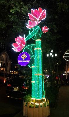 Der Time Square von Saigon.
