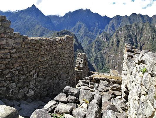 Was waren die Inka doch....