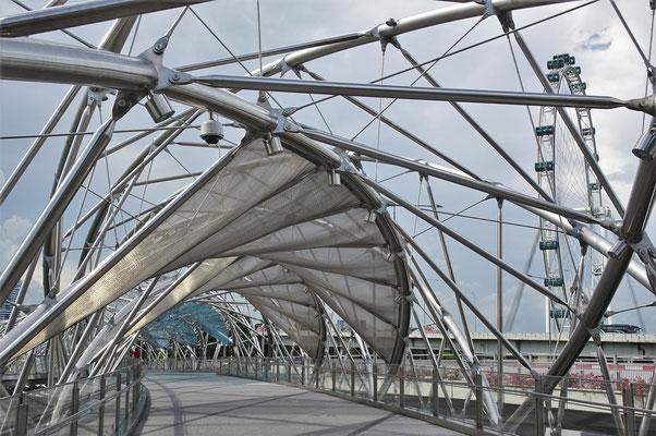 Die Brücke zum Flyer.