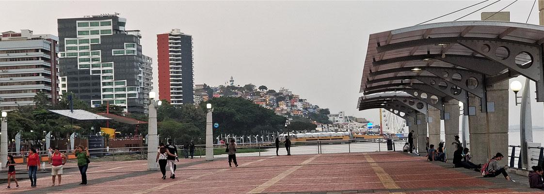 ....der schönen Promenade.....