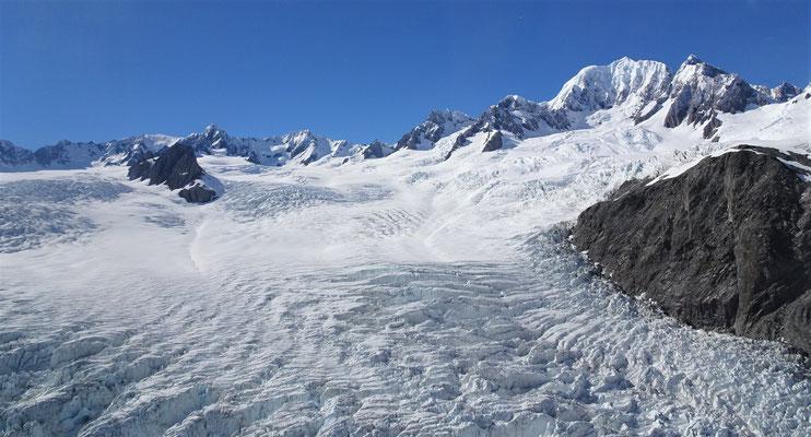 Gletscher und..........