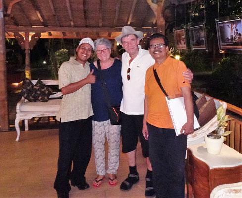 Nagung und Adi unser Java Team.