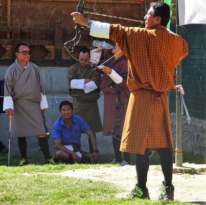 ..der Bhutaner..