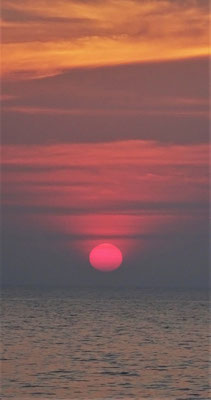...Sonnenuntergangs....