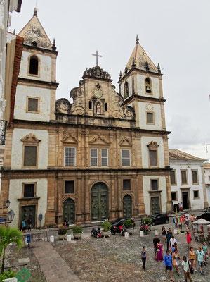 Die Franziskanerkirche......