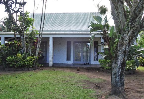 Unsere Muri Beachcomber Villa....