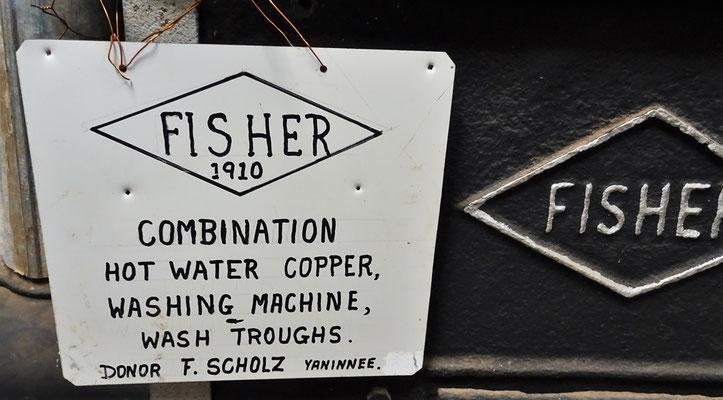 ....von Fischer.