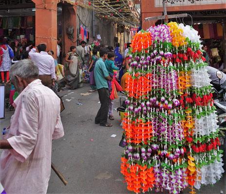 ...das hinduistische Neujahrsfest (Diwali vom 11.11.2015)