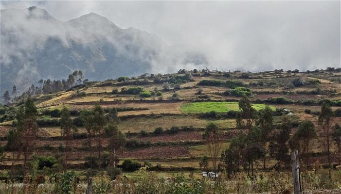 Auf der Fahrt nach Andahuaylas.....