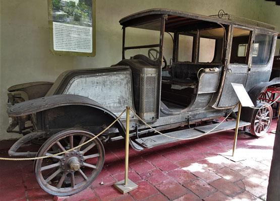 Ein Original Renault ohne Restauration.
