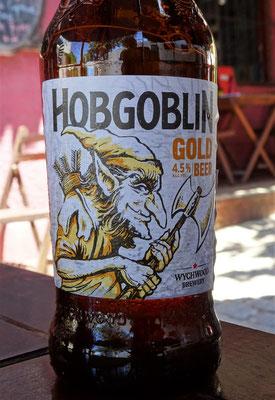 ...ein spezielles Bier.....