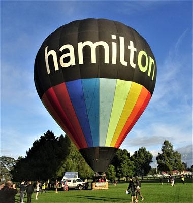 ....Hamilton Ballon Festival.