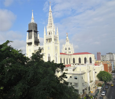 Die Kathedrale und der.....