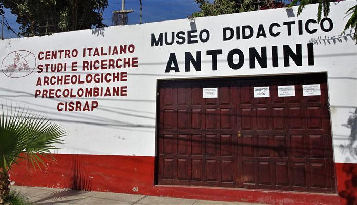 Das Private Antonini Museum.....