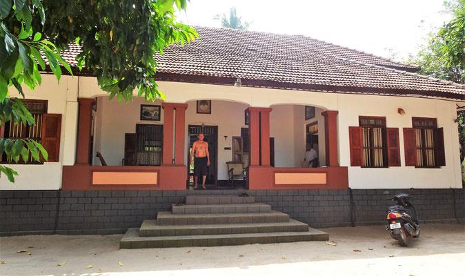 Unser Tharavad Heritage Resort in Alappuzha mit 5 Zimmer....