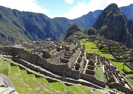 ......die Lebensweise der Inka....