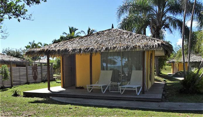 Unser Bungi im Malabou Resort.....