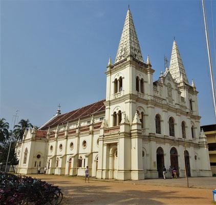 Die Santa Cruz Basilica....