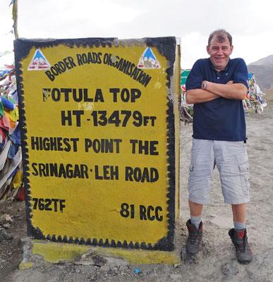 Der kalte Fotula Top.....