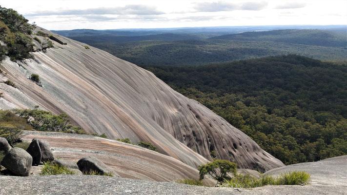 ....Granitfelsen von Australien....