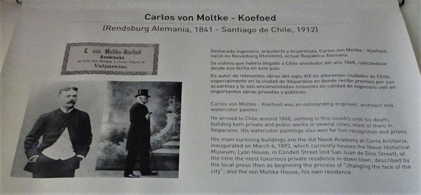 ....das Casa von Moltke....