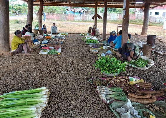 Ein kleiner Markt.....