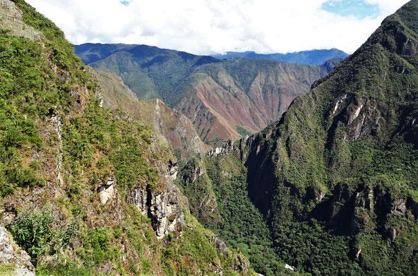 ......und von Machu Picchu.....