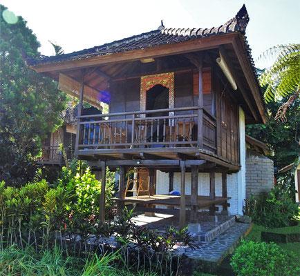 Unser Cottage mit Blick....