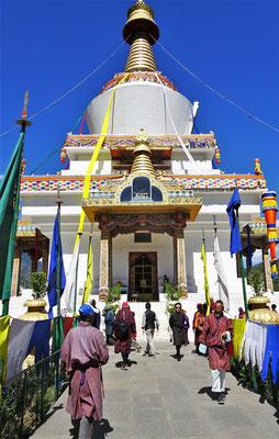 ...Jigme Dorji Wangchuck (1928 - 1972)
