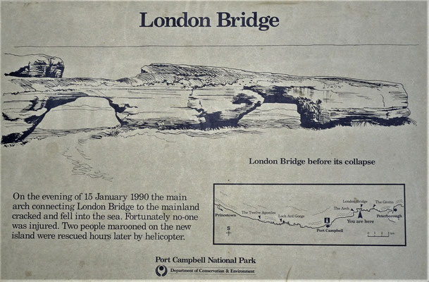 "Die ""London Bridge"" die....."
