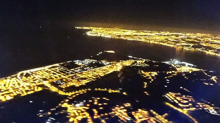 Lissabon von Oben.