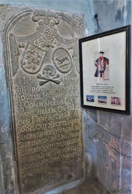 Hier war das Grab von Vasco da Gama bevor er nach Portugal verlegt wurde.