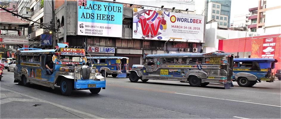 Das Wahrzeichen der Philippinen.....