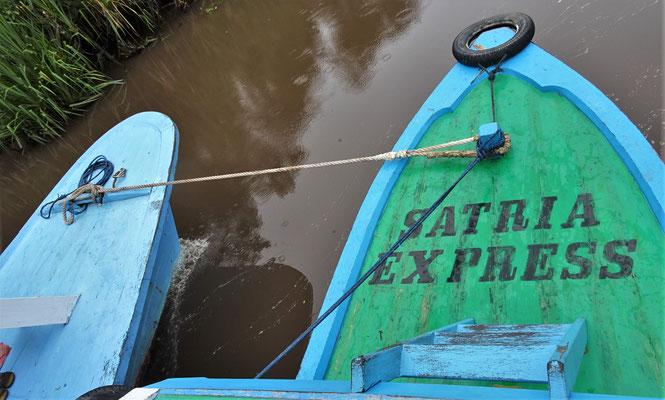 Der Satria Express.....