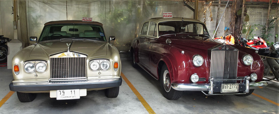 Das waren noch Rolls Royce.