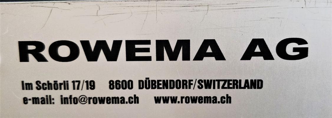 .....aus Dübendorf......