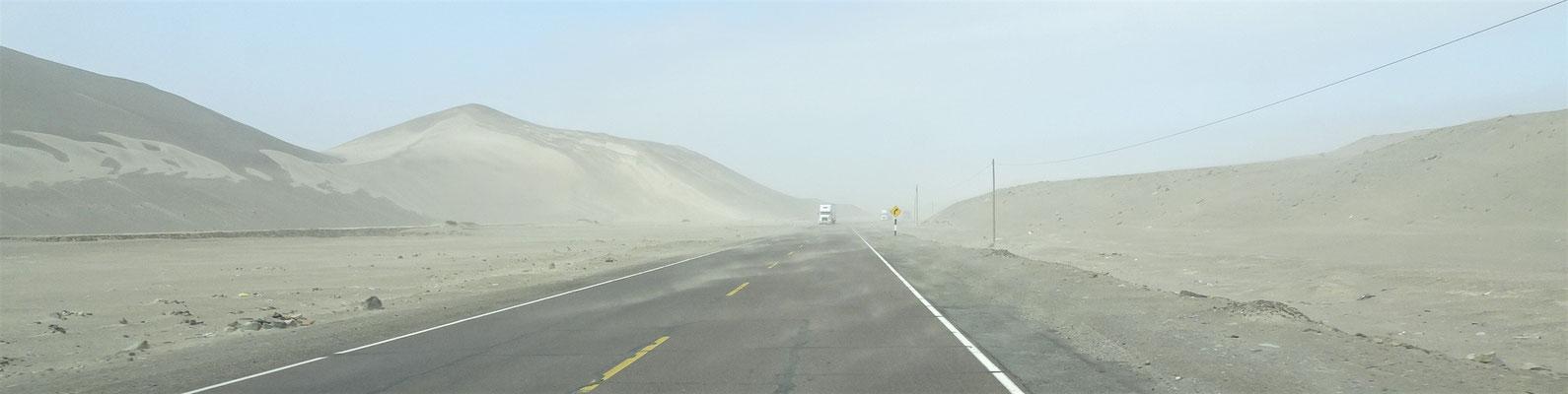 Sandsturm auf der......