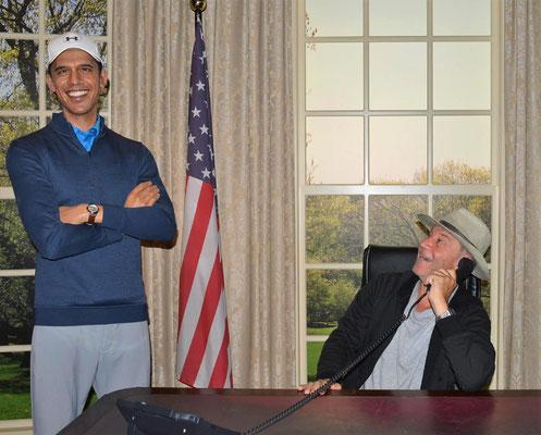 Barak, Putin will dich sprechen.