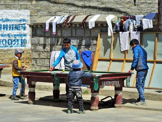 "Der tibetische ""Nationalsport"""