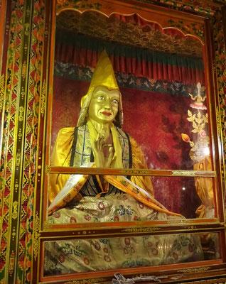 ..der Gelbe Hut Lama..