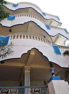 Unser Hotel Aadhaar in Pondicherri...