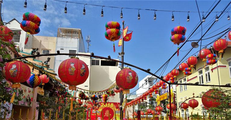 Chinesischer Tempel.