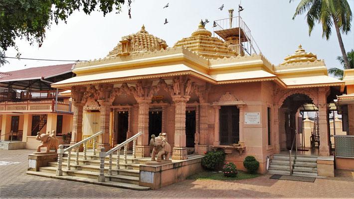 Der Jain Tempel und...