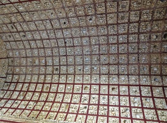 Das Deckengewölbe.
